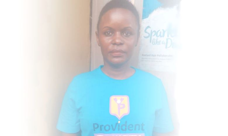Madina - Senior Teen Mother, Senior Teen Mother Uganda, Provident Teen Mothers